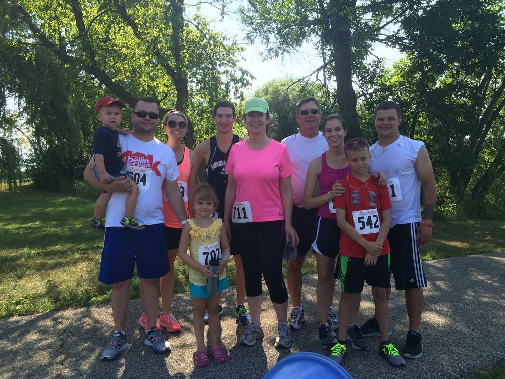 Out Run Asthma 2015