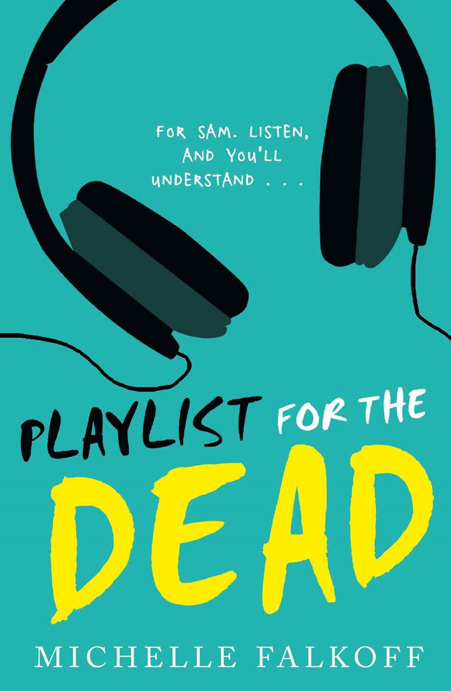 UK edition of Playlist for the Dead