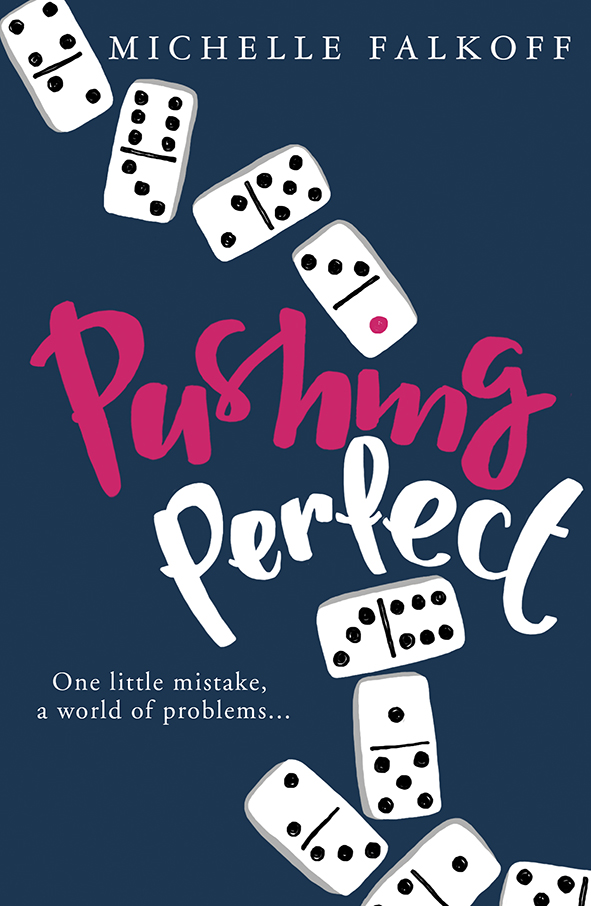 UK edition of Pushing Perfect