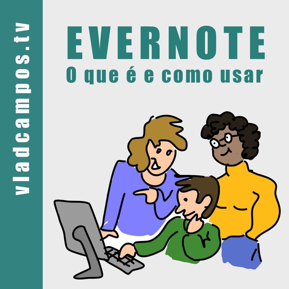 Tutoriais Evernote