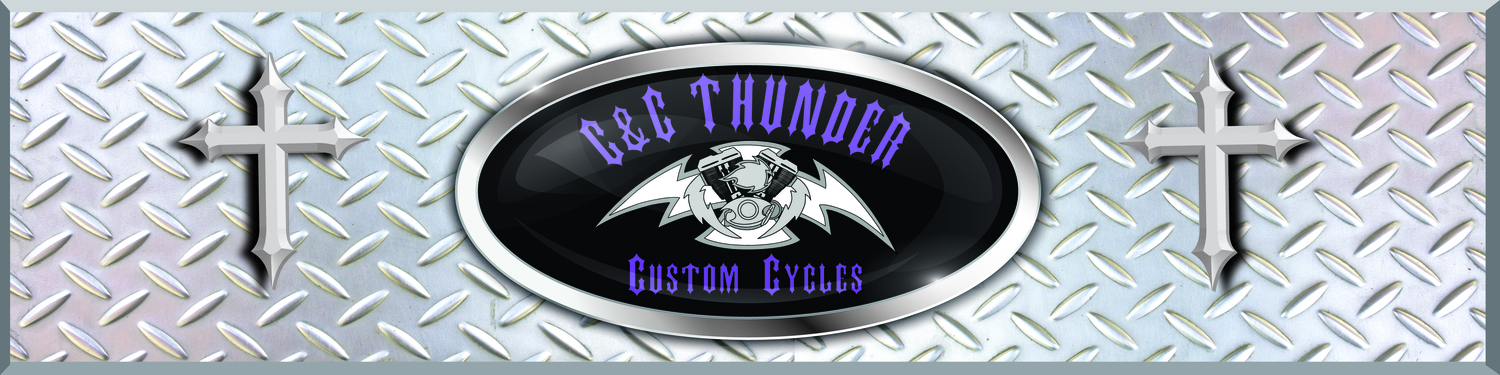C&C Thunder Cycles - custom and high performance motorcycles