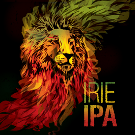 Irie IPA     STYLE:  India Pale Ale  ABV:  7.8% |  IBU:  100+ |  SRM:  5   PROFILE:  Hoppy, complex, sturdy malt backbone, dank hop qualities.  read more>