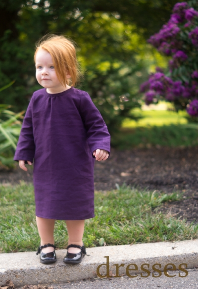 Handmade Dresses for Girls Baby Babies Organic Cotton