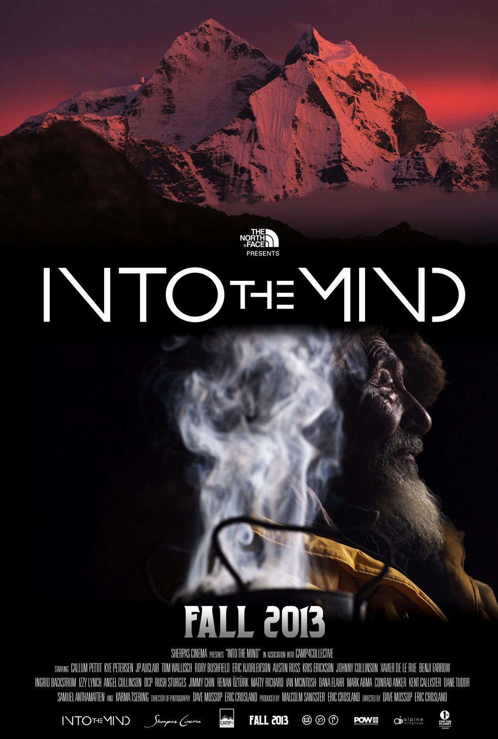 The first Into The Mind artwork for the iTunes movie trailer page.