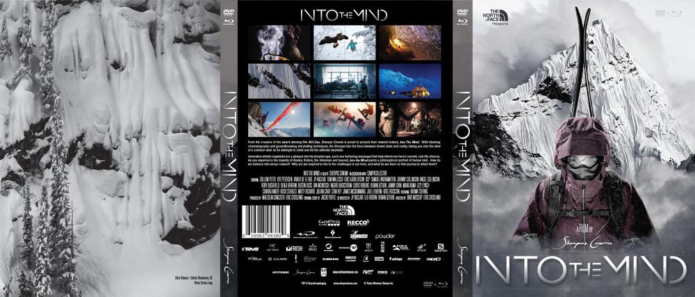 DVD/BluRay Box Art