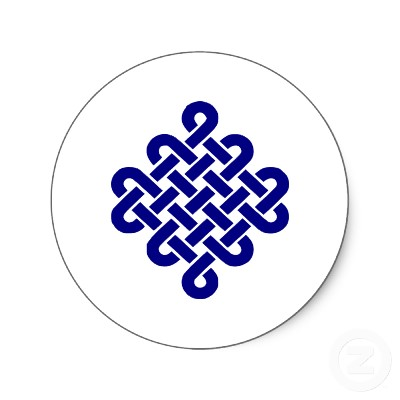Endless knot.
