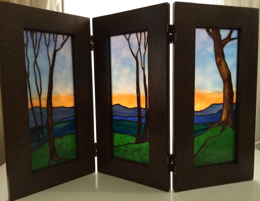 "FOLDING TREES   30"" Wide x 20"" High $1,300.00 + Shipping & Handling"