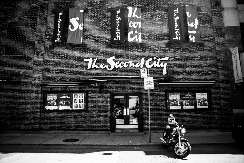 Photography by The Second City