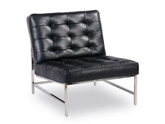 Black Barica Chair  | QTY 8 | $150