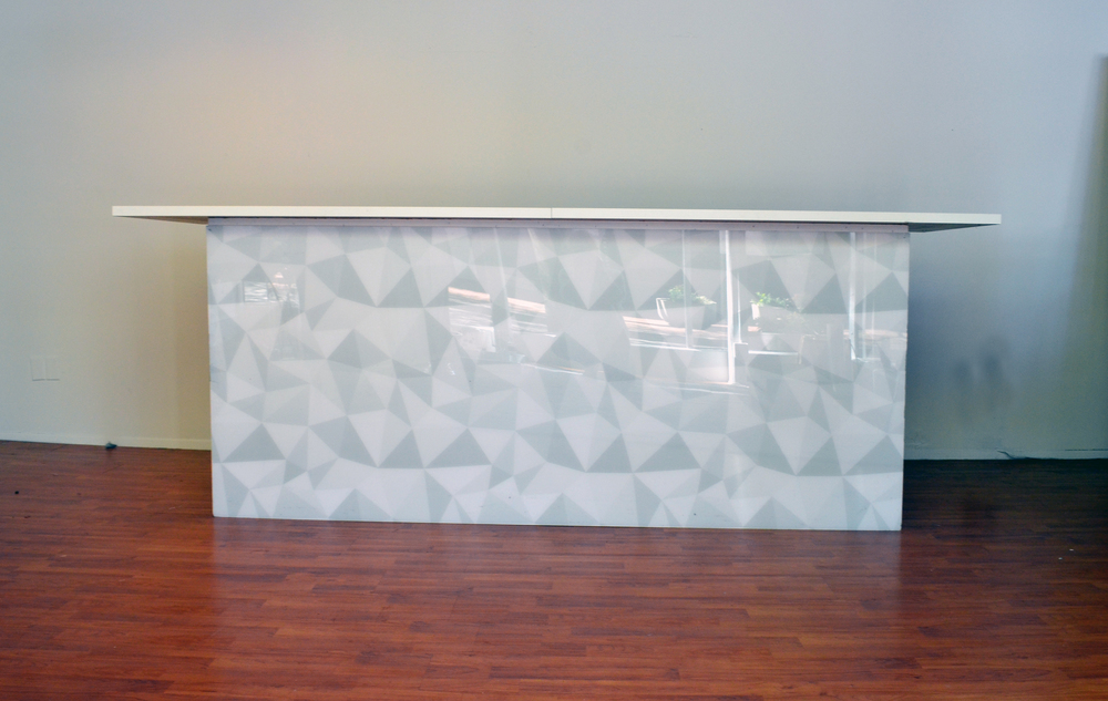 GEOMETRIC BAR| QTY 2 | $375