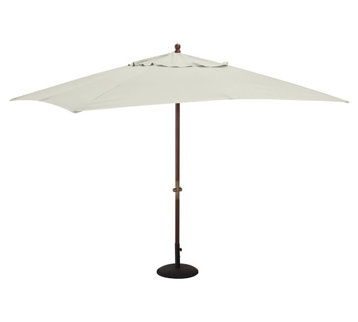 RECTANGULAR UMBRELLA | QTY 8 | $100
