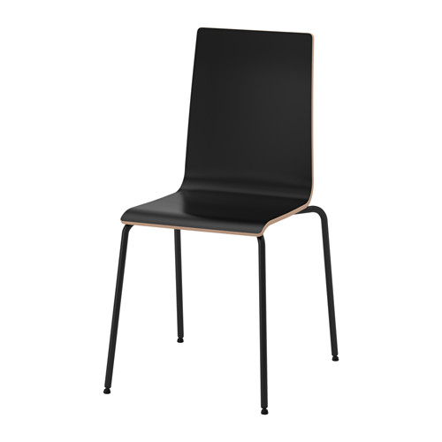 BLACK DINING CHAIR | QTY: 18 | $50