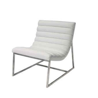 WHITE CHANNEL CHAIR | QTY 8 | $150