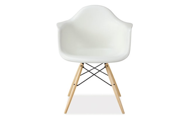 WHITE EIFFEL CHAIR | QTY 36 | $50