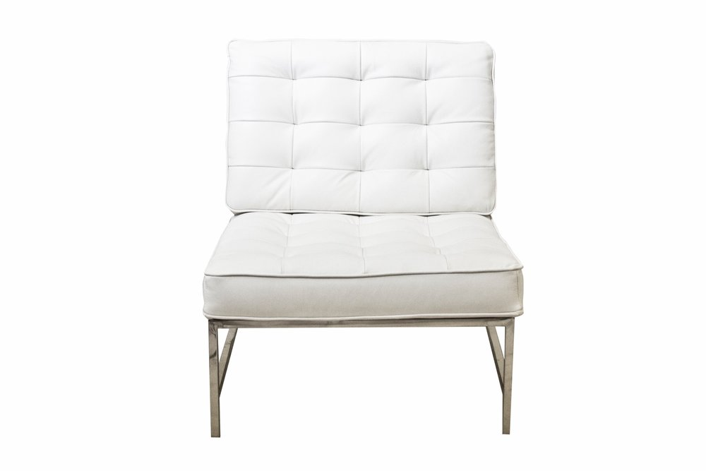 White Barica Chair | QTY 10 | $150