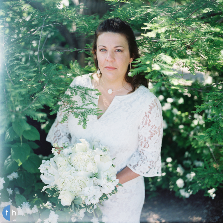 Lincoln Nebraska Wedding Photographer Sunken Gardens