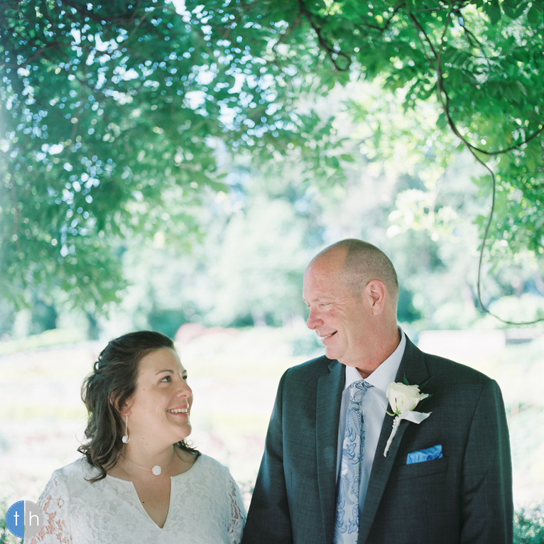 Sunken Gardens Lincoln Nebraska Wedding Photographer