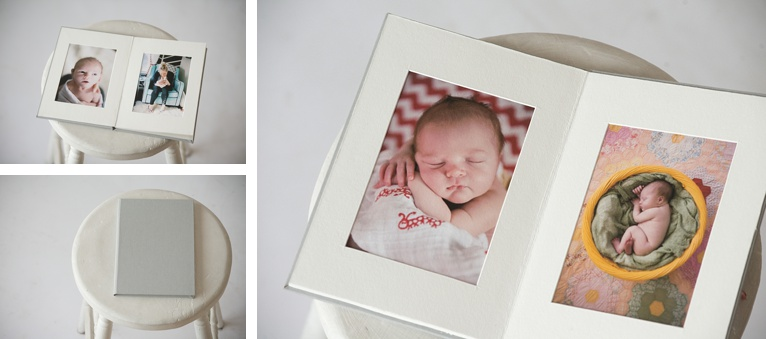 Nebraska Wedding Photographer, Handmade Album