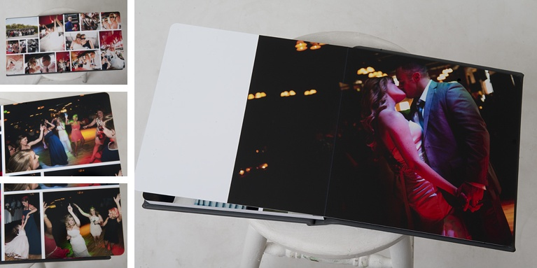 Nebraska Wedding Photographer, Wedding Album