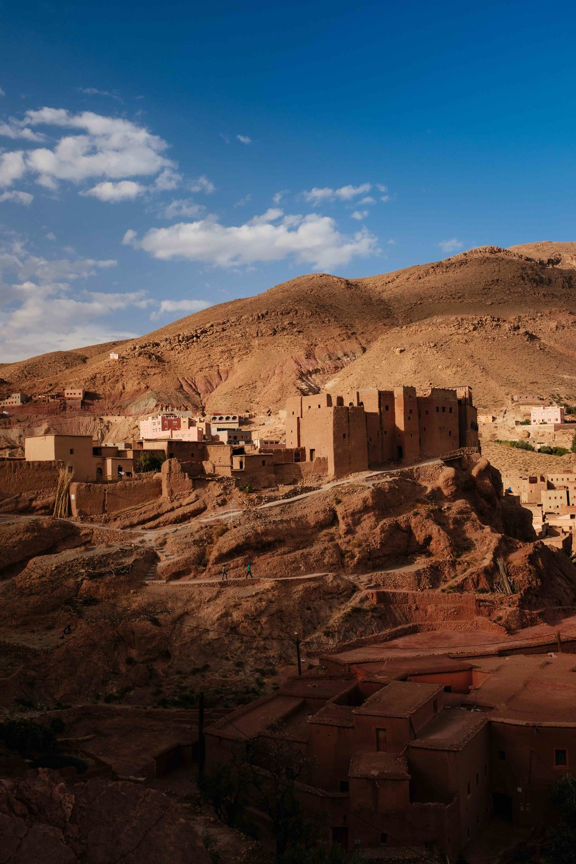 UNESCO World Heritage Kasbah Ait Ben Haddou