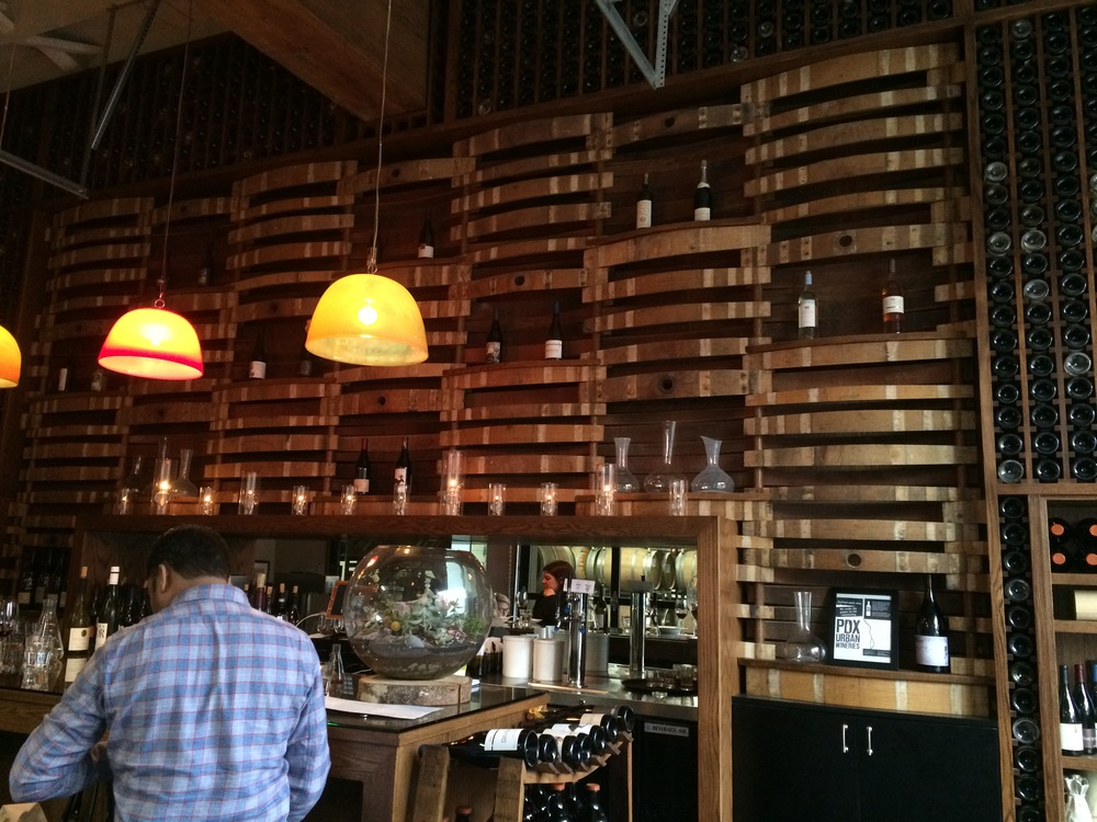 Bar at SE Wine Collective