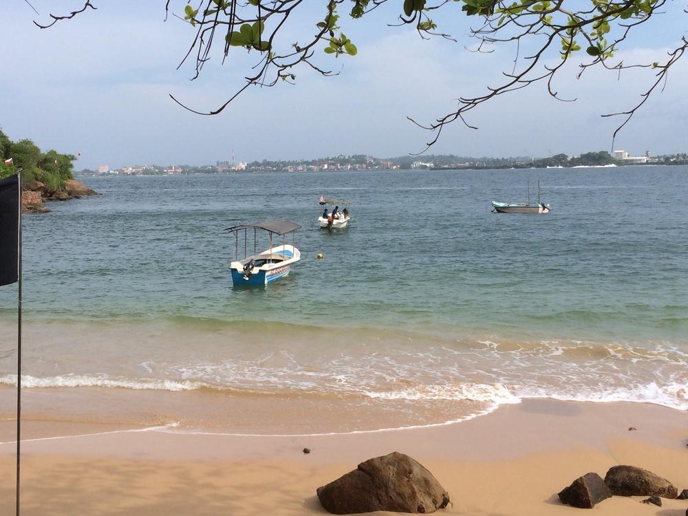 Jungle Beach - Galle, Sri Lanka