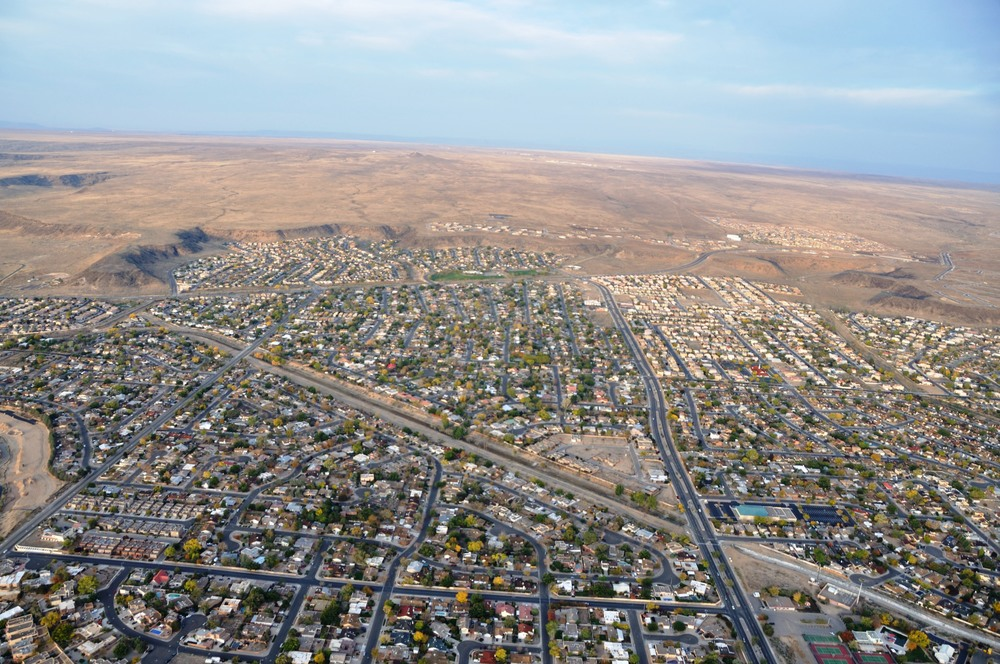 ABQ from ABOVE