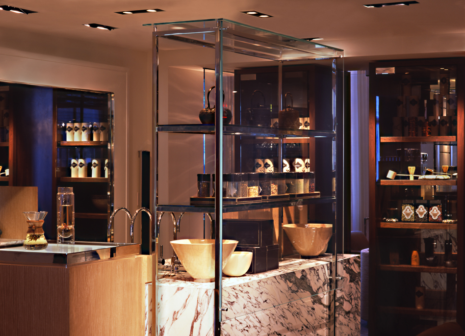 Park Hyatt DC Tea lounge (Photo credit: Park Hyatt DC)