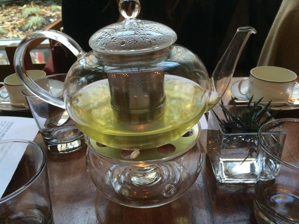 Park Hyatt DC Tea Cellar - Afternoon tea
