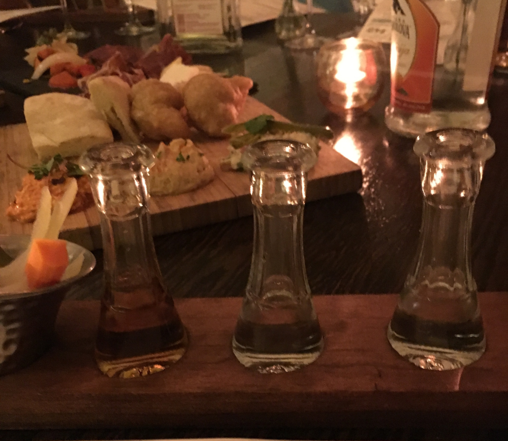Ambar - rakia flight