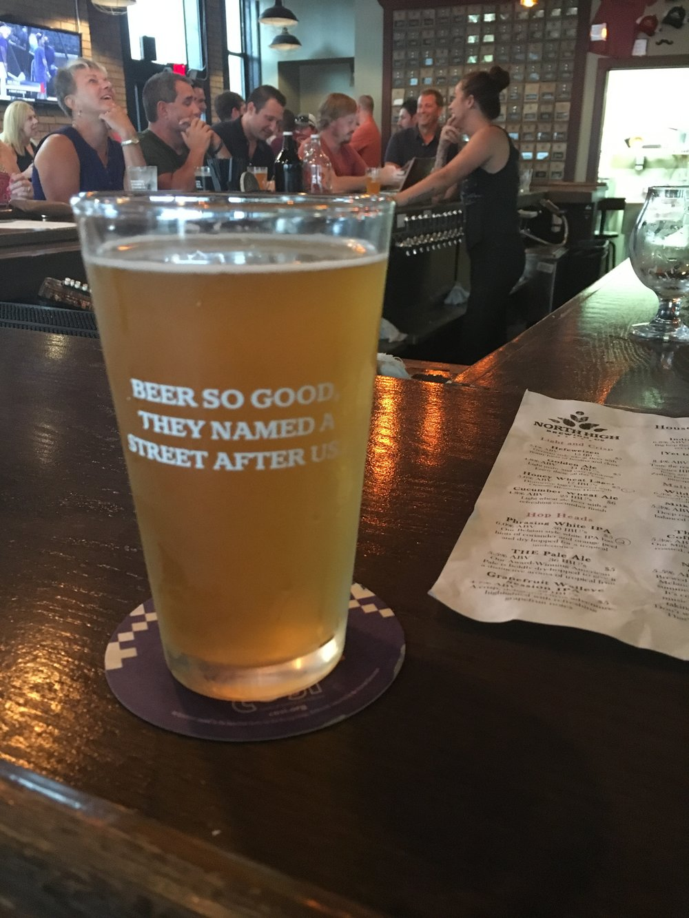North High Brewing, Columbus Ale Trail
