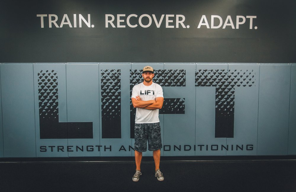 About Lift Strength And Conditioning