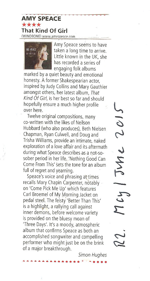 A great review from a British Mag called R2!