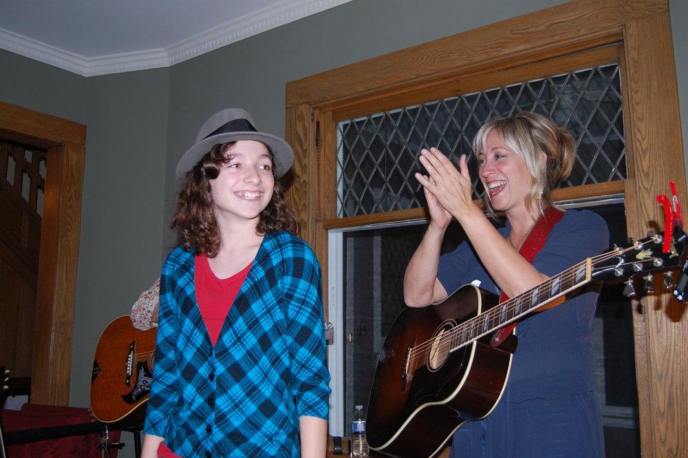Montclair House Concert 2009.JPG
