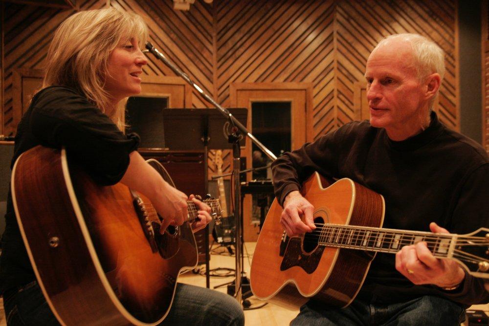 Amy & Sid Selvidge, Archer Studios, Memphis, 2010
