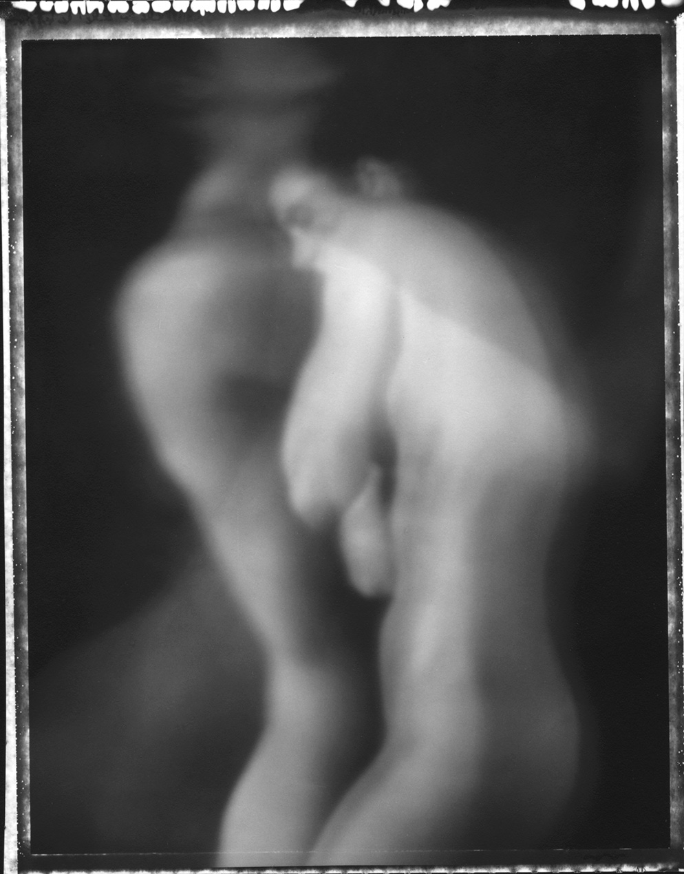 Self-Portrait #3B, 2001