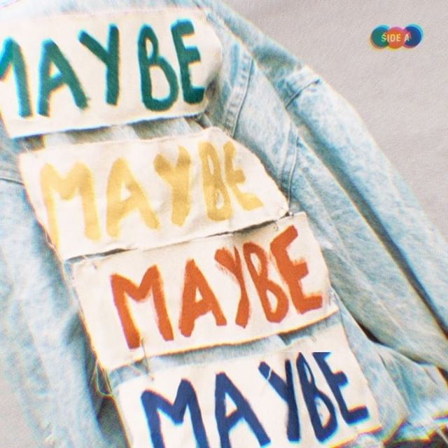 Maybe-Side A will be yours on November 23rd. You can pre-save  Side A now! 🎧💙 | link in bio xx ITS HAPPENING