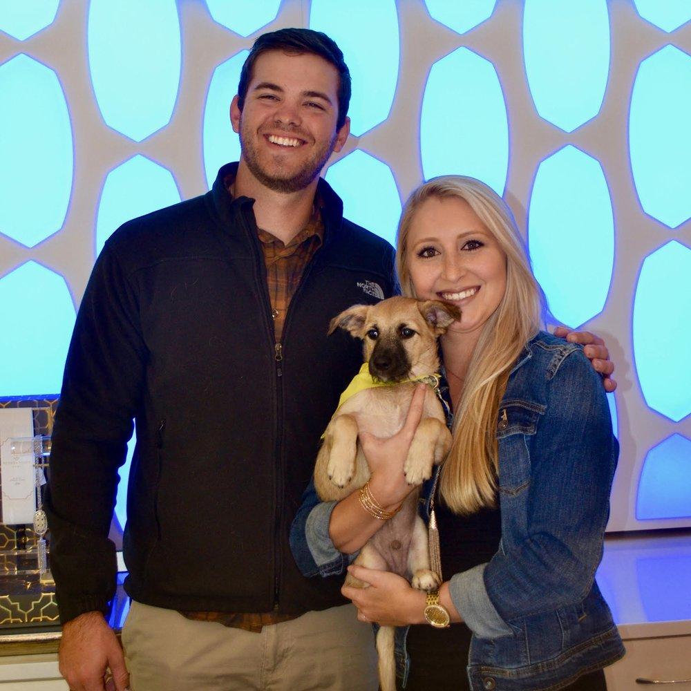 CHARLIE - Adopted November 2017