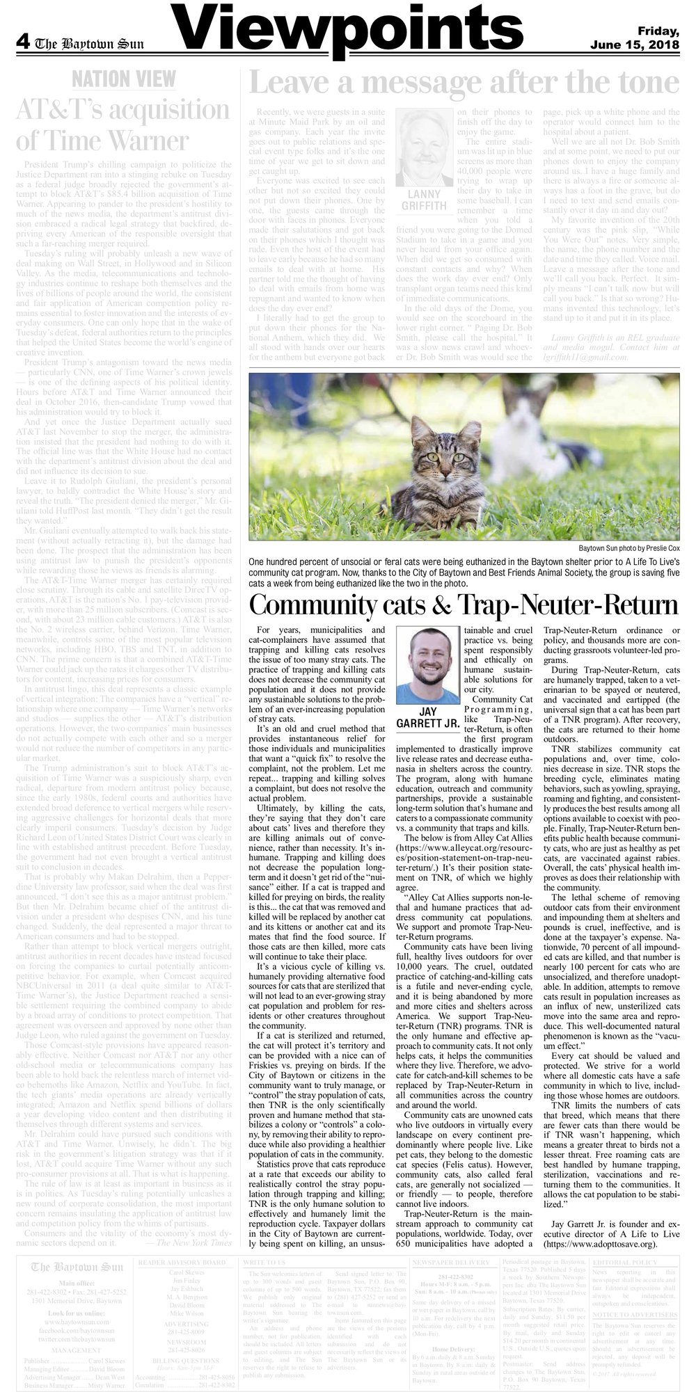 06.15.18 - Baytown Sun Community Cat Opinion (2).jpg