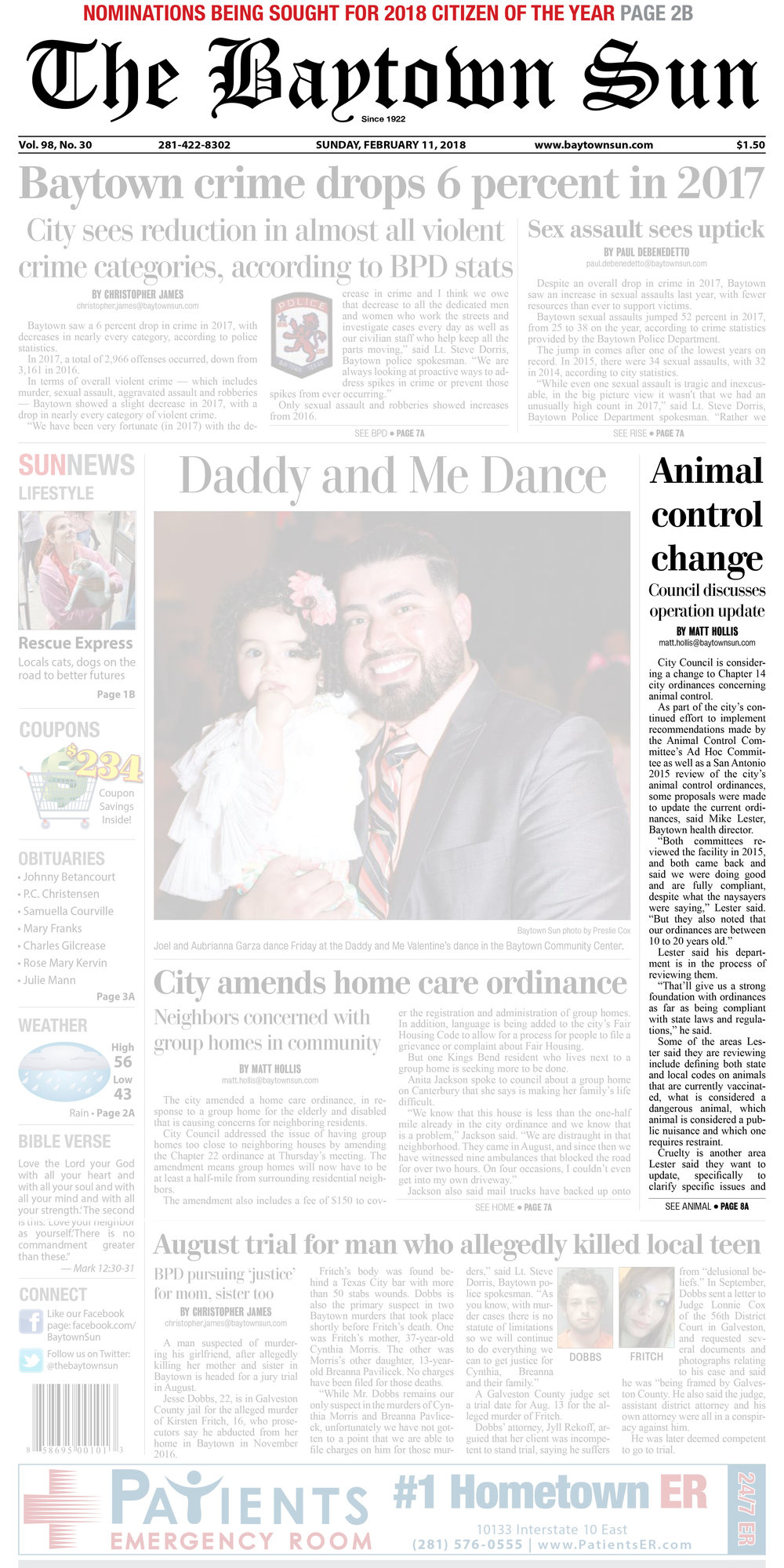02.11.18 - Baytown Sun - Animal Ordinances.jpg
