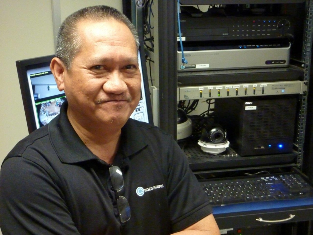 QSS service manager, Manny Kalaw