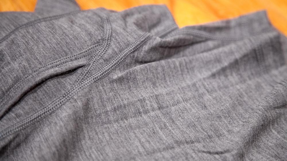 Flat-lock stitching