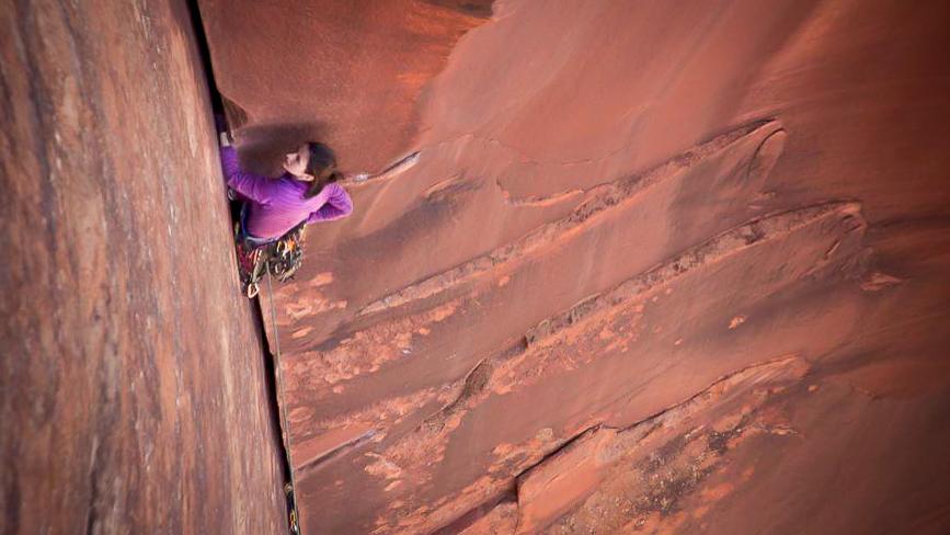 WoolX in the desert! Photo: Matt Sapiecha