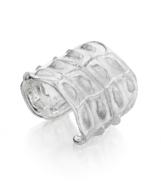 silver crocodile cuff.jpg