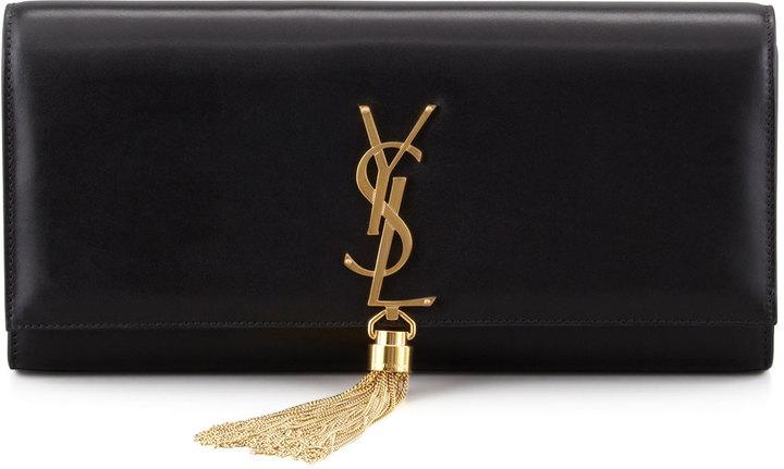 YSL Clutch $1,550