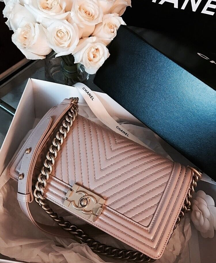 Chanel Boy Bag | The Style Covet