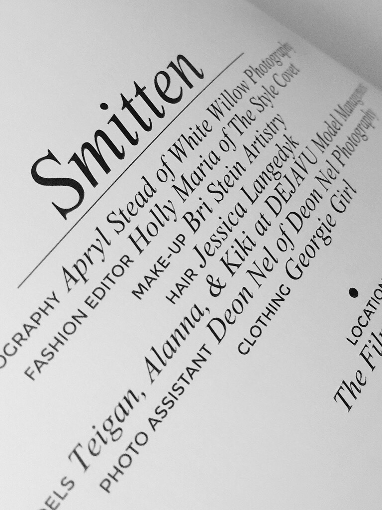Smitten Credits | The Style Covet
