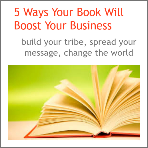 It's time to write your world-changing book!