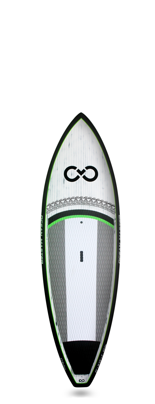 8'3 Machapu Full Carbon