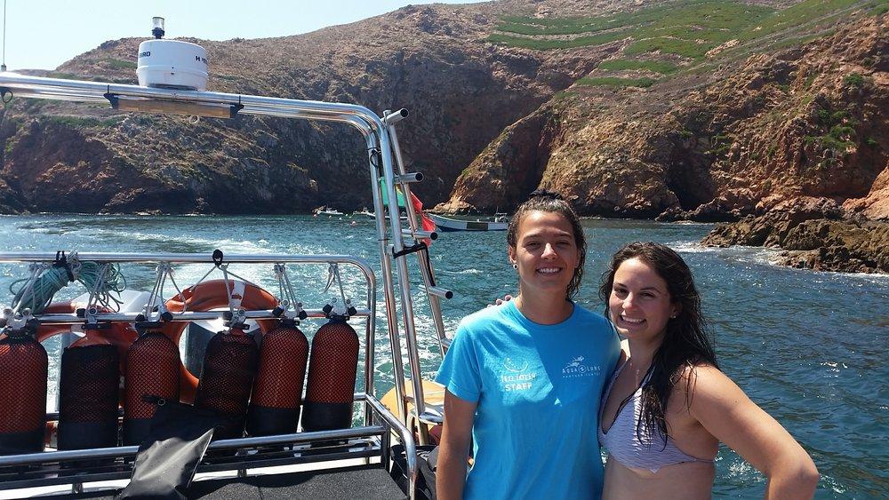 Meet Rita my snorkel guide